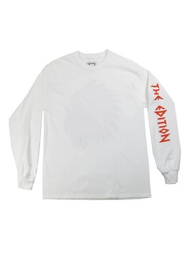 THE EDITION BIG CHIEF L/S WHT