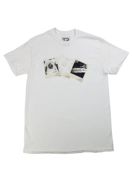 THE EDITION TE POLAROID TEE WHT
