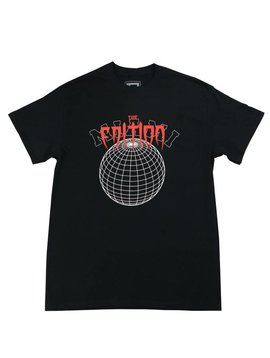 THE EDITION WORLDWIDE TEE BLK