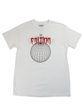 THE EDITION WORLDWIDE TEE WHT