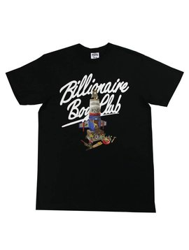 BILLIONAIRE BOYS CLUB BB ROVER ONE SS TEE BLK