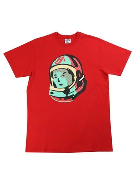 BILLIONAIRE BOYS CLUB BB CADET SS TEE RED