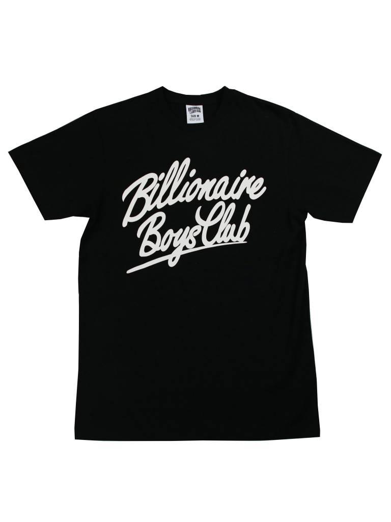 BILLIONAIRE BOYS CLUB BB SPACE KING SS TEE BLK