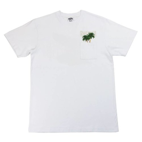 BILLIONAIRE BOYS CLUB BB EGYPTIAN GODDESS SS TEE WHT