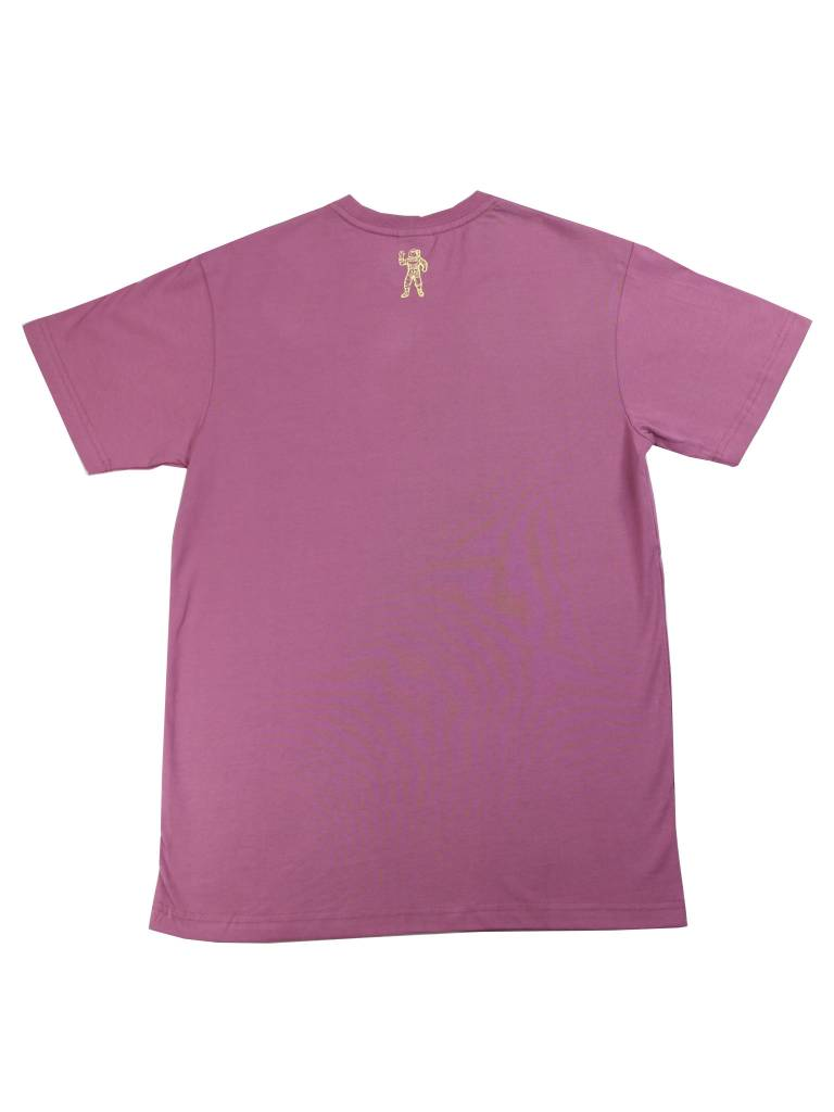 BILLIONAIRE BOYS CLUB BB ARCH SS TEE BORDO