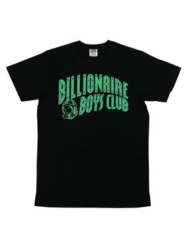 BILLIONAIRE BOYS CLUB BB ARCH SS TEE BLK/GRN