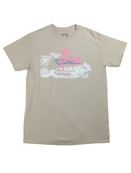 THE EDITION BIKE LIFE TEE TAN