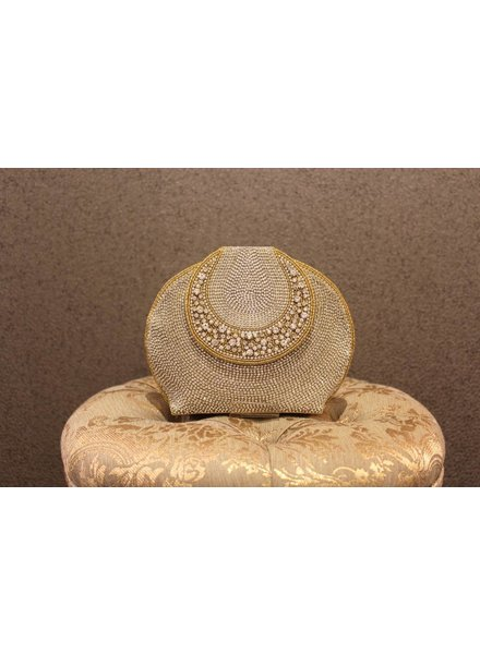 Gold and Silver Purse