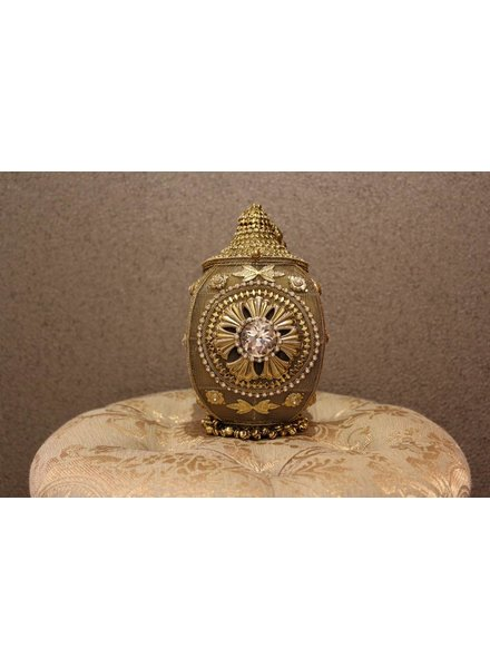 Gold Purse with star design