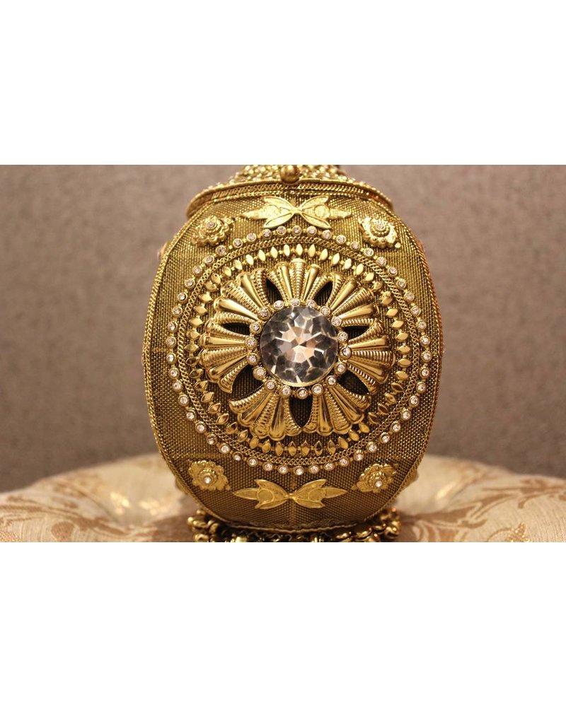Gold Purse w/ star design