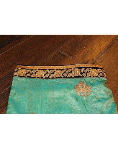 Light Green Silk Saree