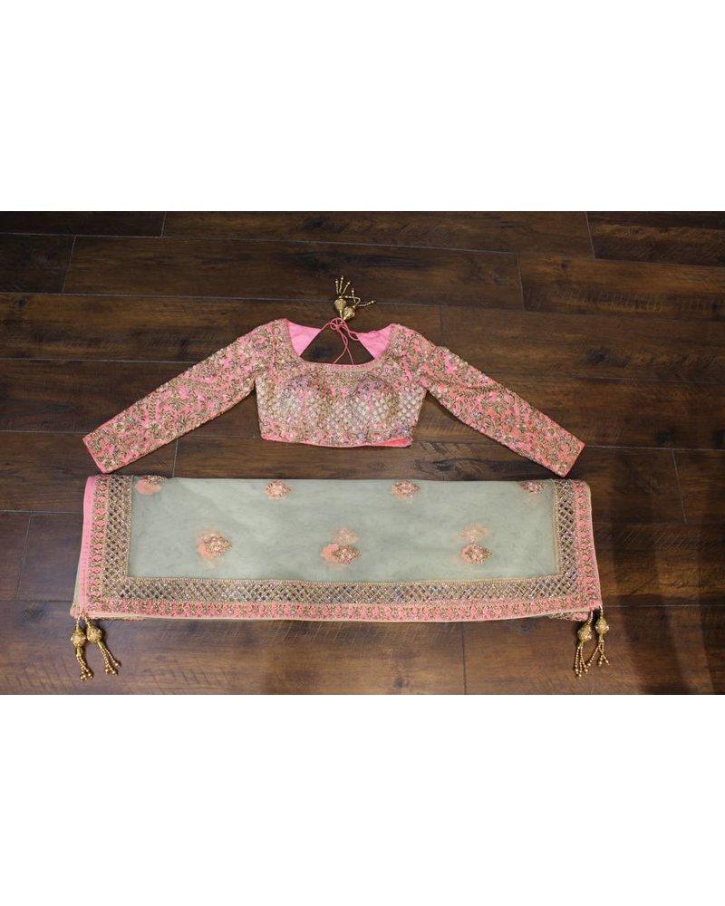 Bridal Pink Lehenga