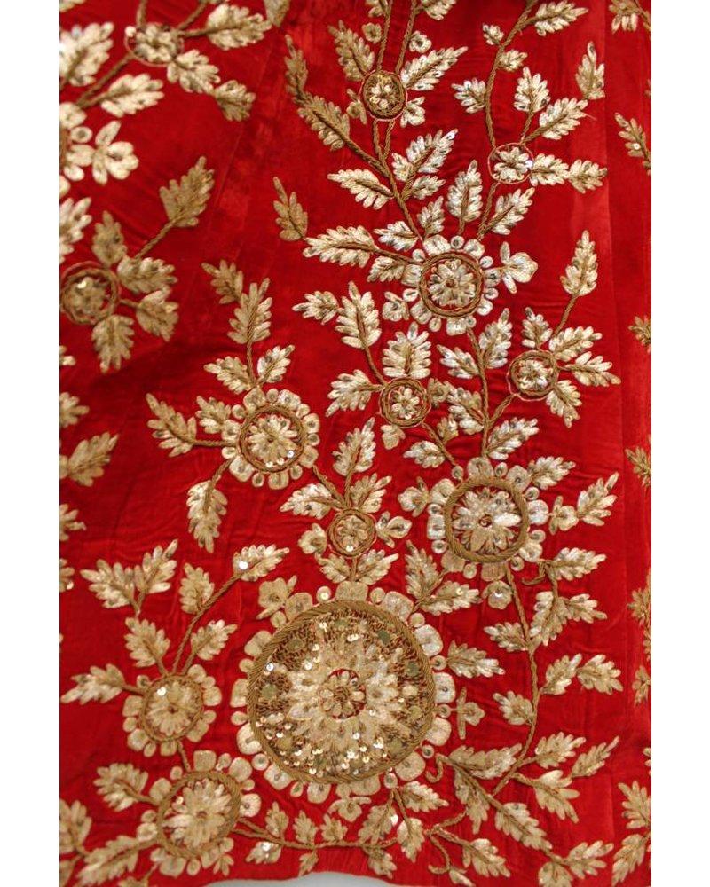 Bridal Red Lehenga
