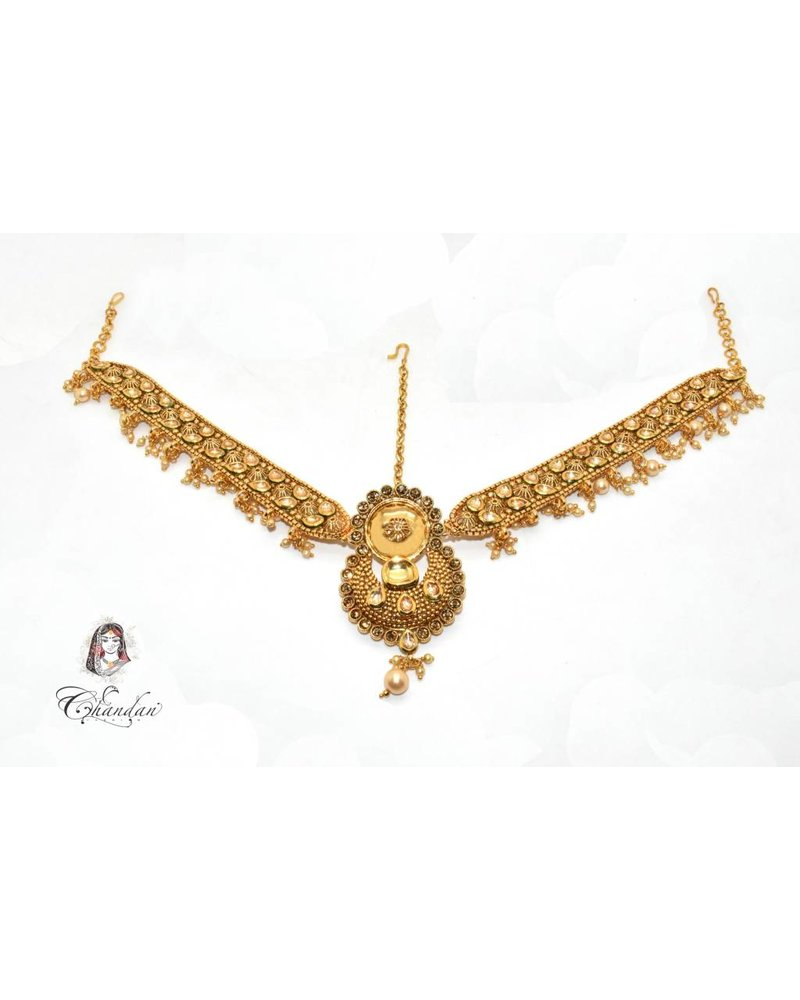Golden Matha Patti