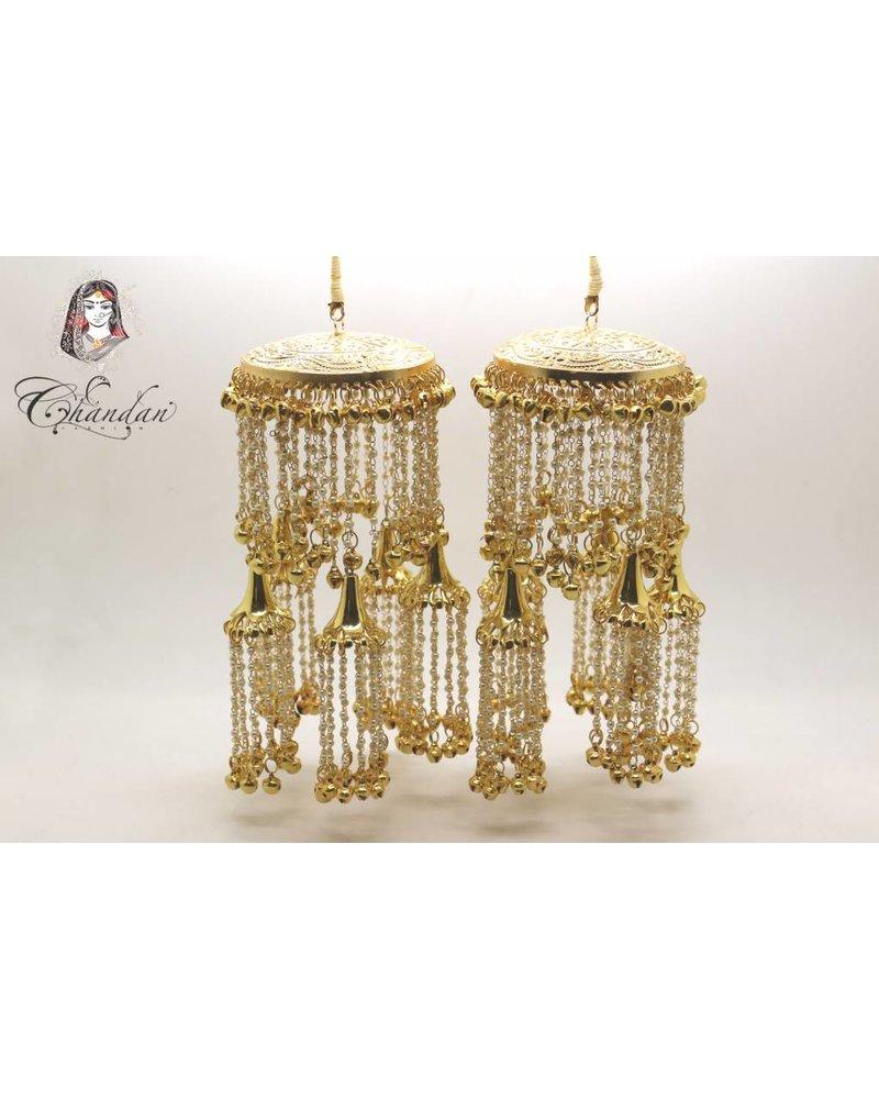 Bridal Gold Kaleera