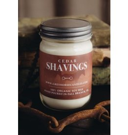 Grey Horse Candle Company Grey Horse Candle Co. - Cedar Shavings Candle