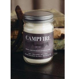Grey Horse Candle Company Grey Horse Candle Co. - Campfire