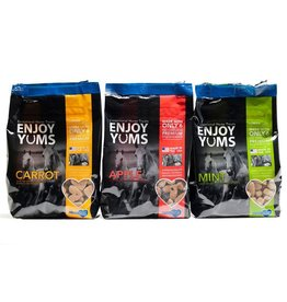 Enjoy YUMS Apple Flavour Treats