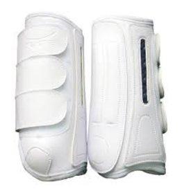 Tekna Tekna Horse White Dressage Boots - Front
