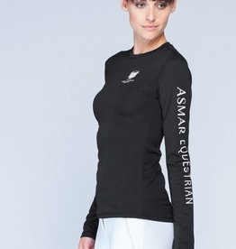 Asmar Asmar AE Logo Long Sleeved T