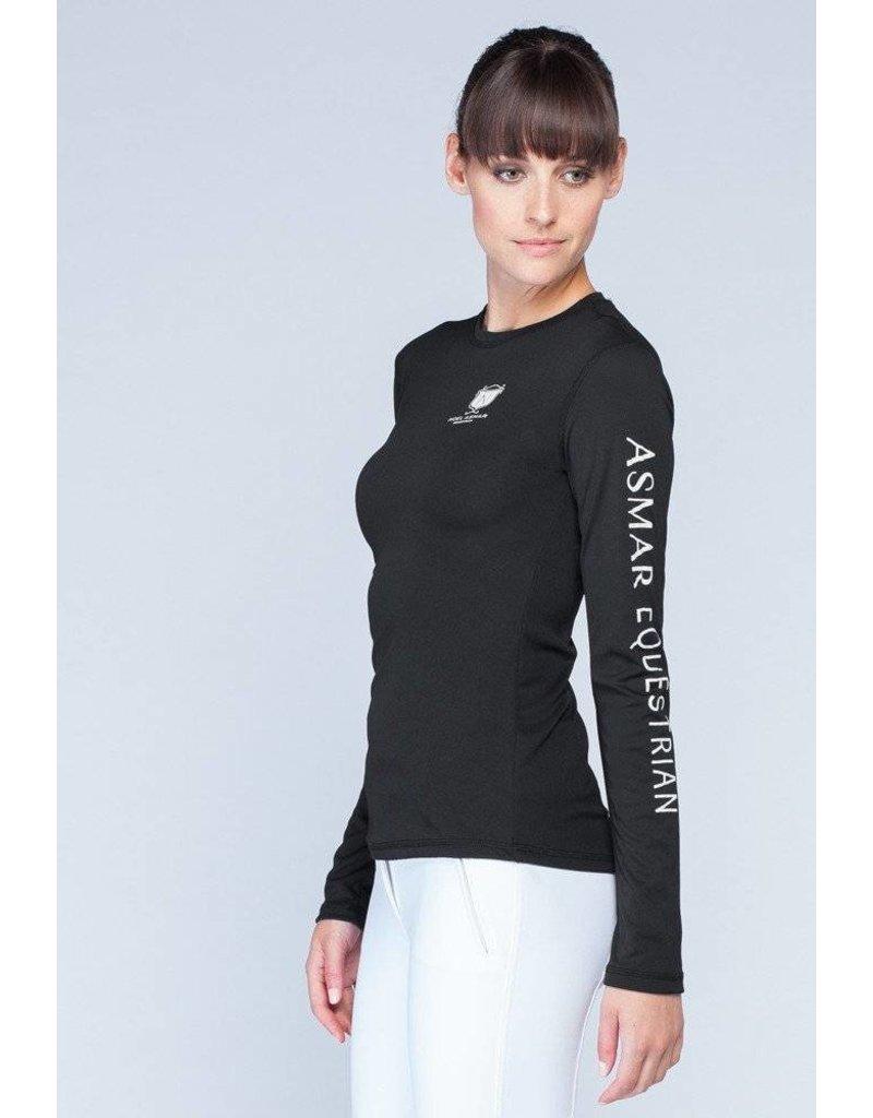 Asmar AE Logo Long Sleeved T