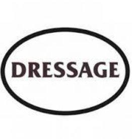 Equestrian Bumper Stickers - Dressage