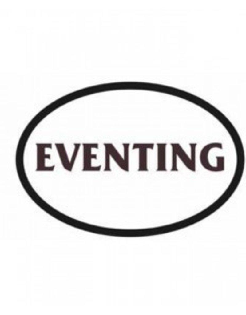 Equestrian Bumper Stickers - Eventing