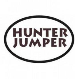Equestrian Bumper Stickers - Hunter Jumper