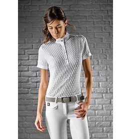 Equiline Equiline Alissa Short Sleeve Show Shirt