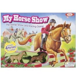 My Horse Show Game