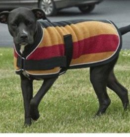 Newmarket Fleece Dog Blanket