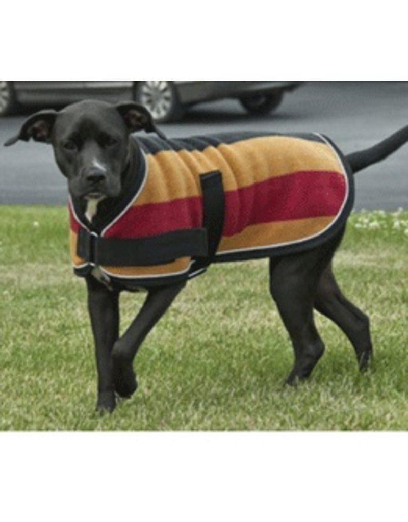 Newmarket Fleece Dog Blanket