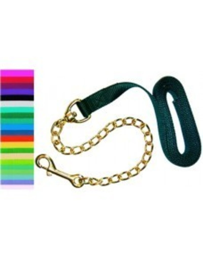 Nylon Lead with Chain
