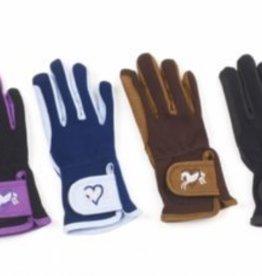 Ovation Kids Riding Gloves