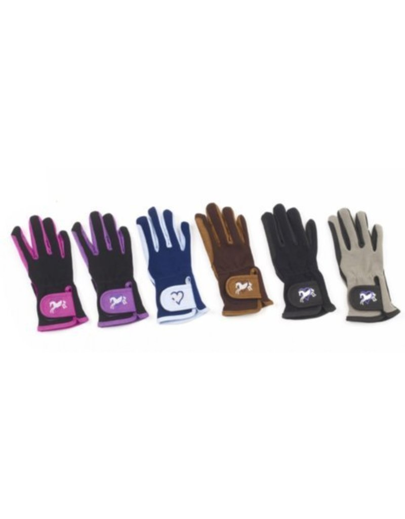 Ovation Kids Riding Gloves