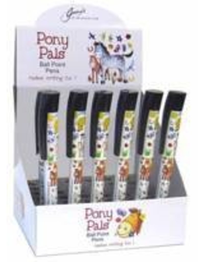 Pony Pals Ball Point Pens