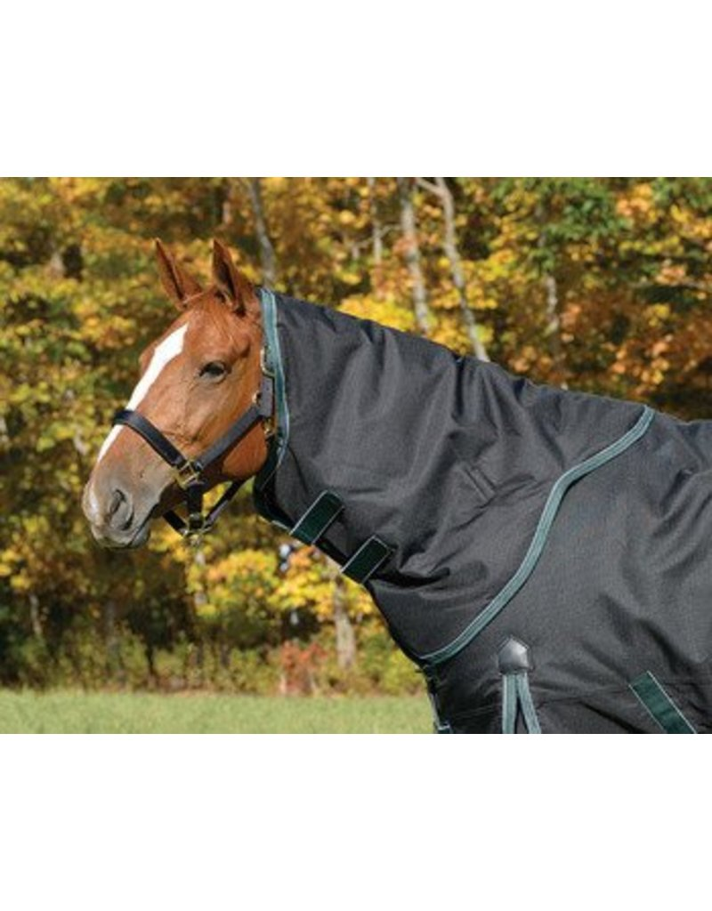 Shires Shires Stormbreaker Neck Attachment Black/Green 300g