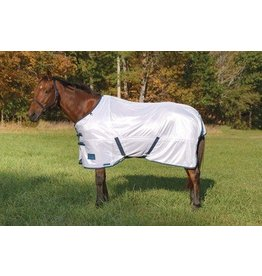 Shires Shires Tempest Fly Sheet Silver/Navy 2016