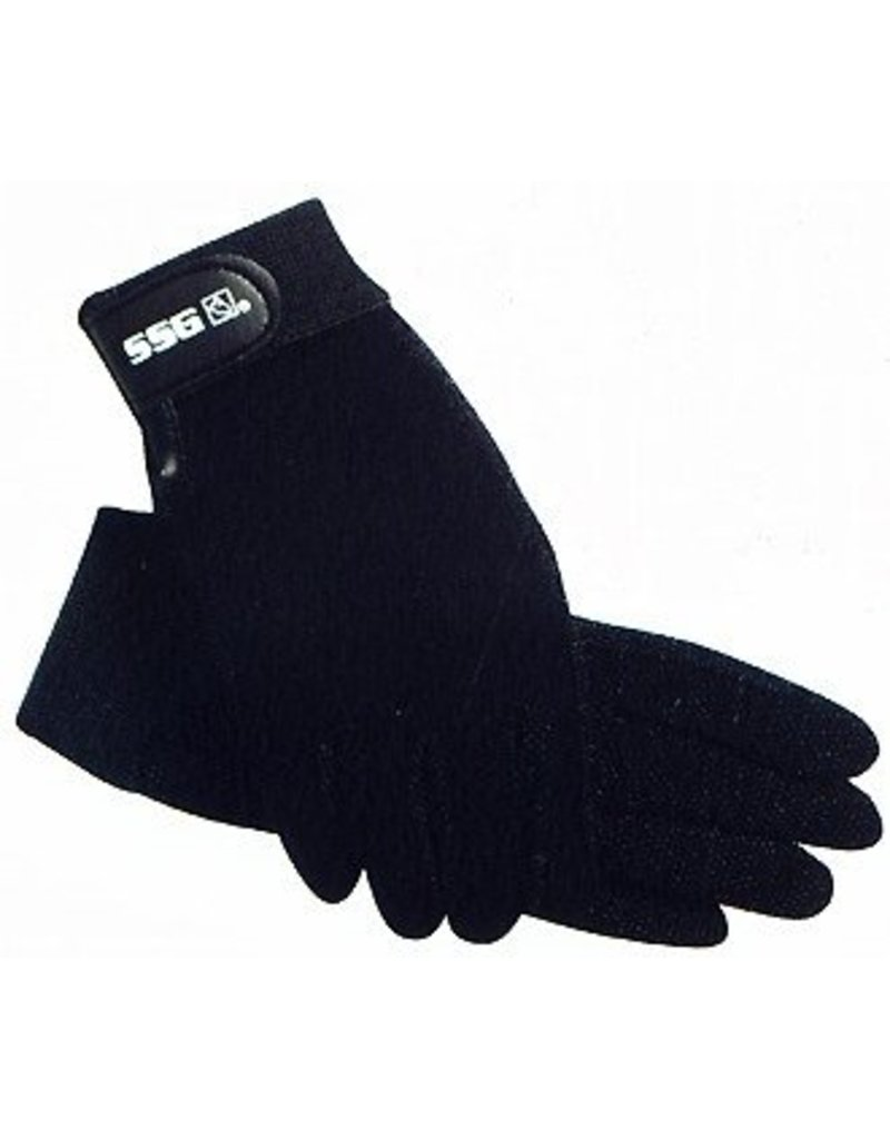 SSG Cotton Rubber Gripper Gloves