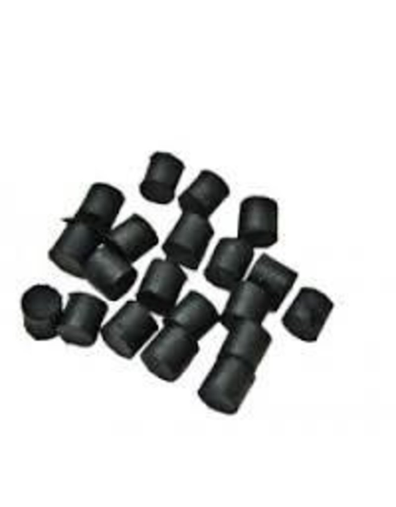 Stud Plug Black