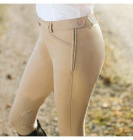 Tredstep Tredstep Rosa Side Zip Breeches Tan