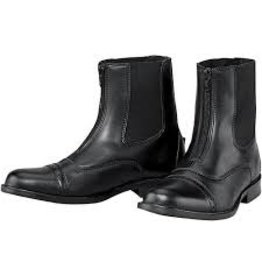 Tuff Rider Childs Zip Paddock Boots