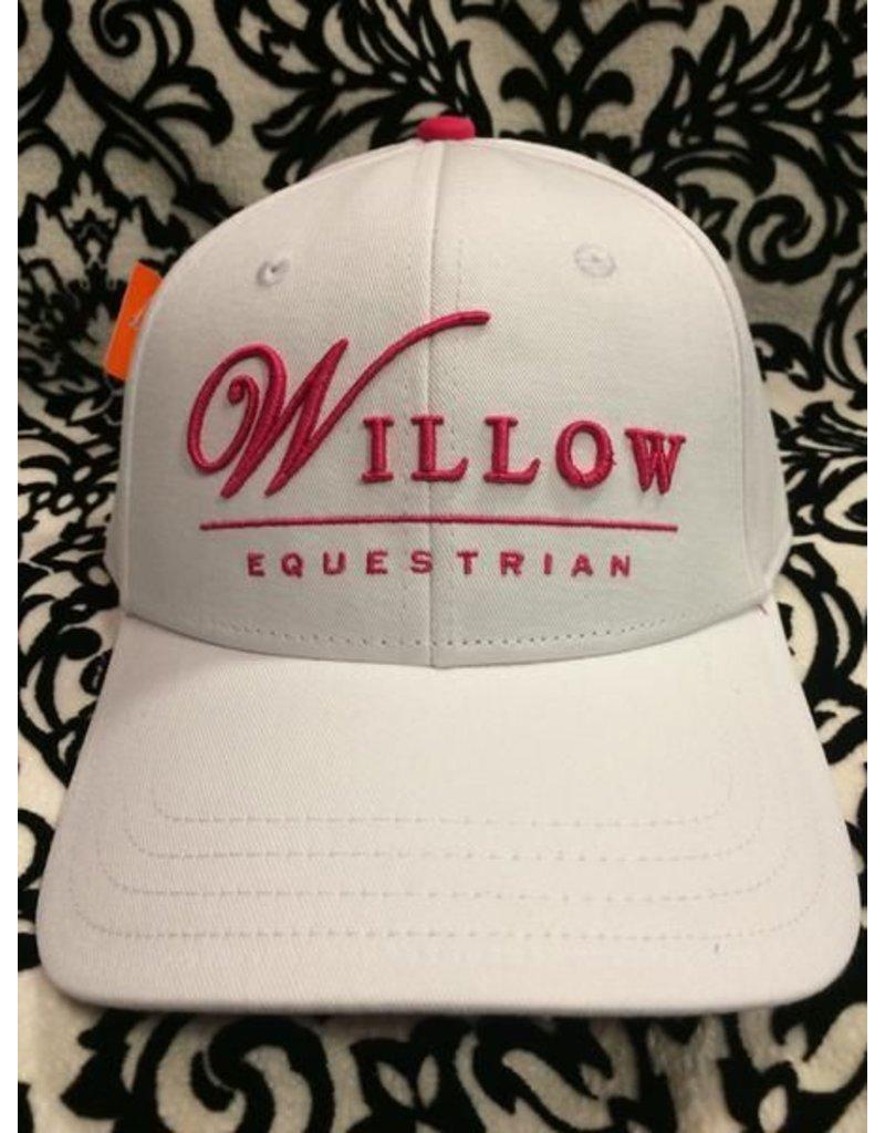 Willow Equestrian Logo Cap