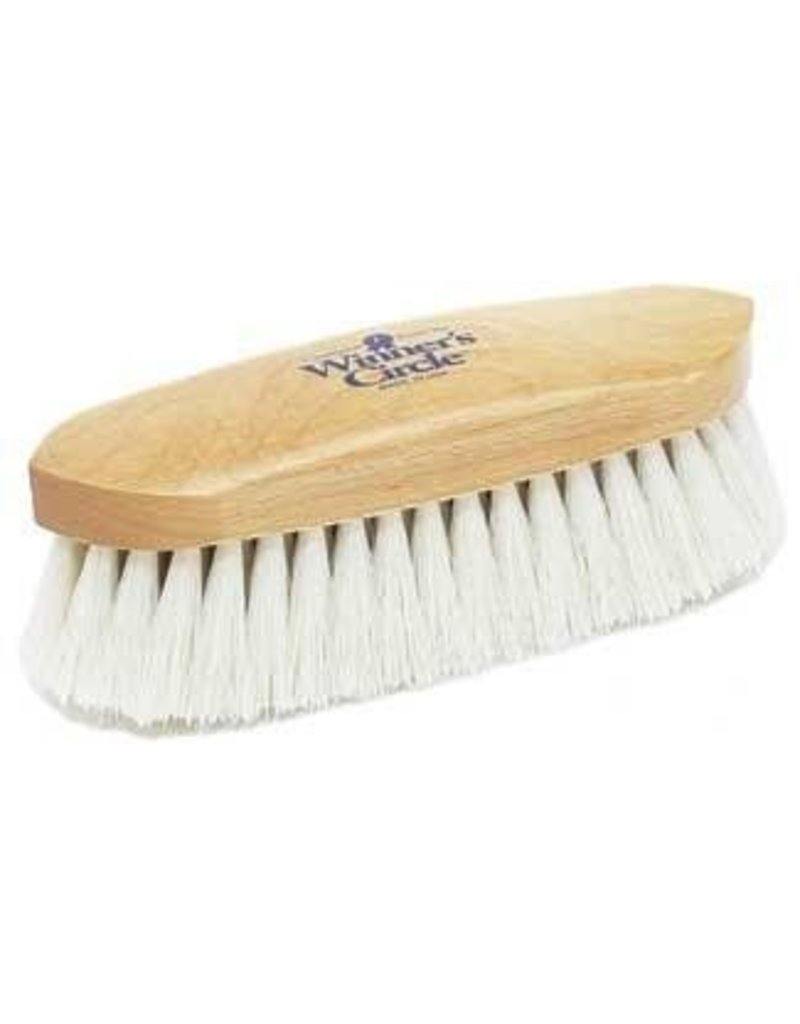 Winner's Circle Bleached Tampico Medium Bristle Brush