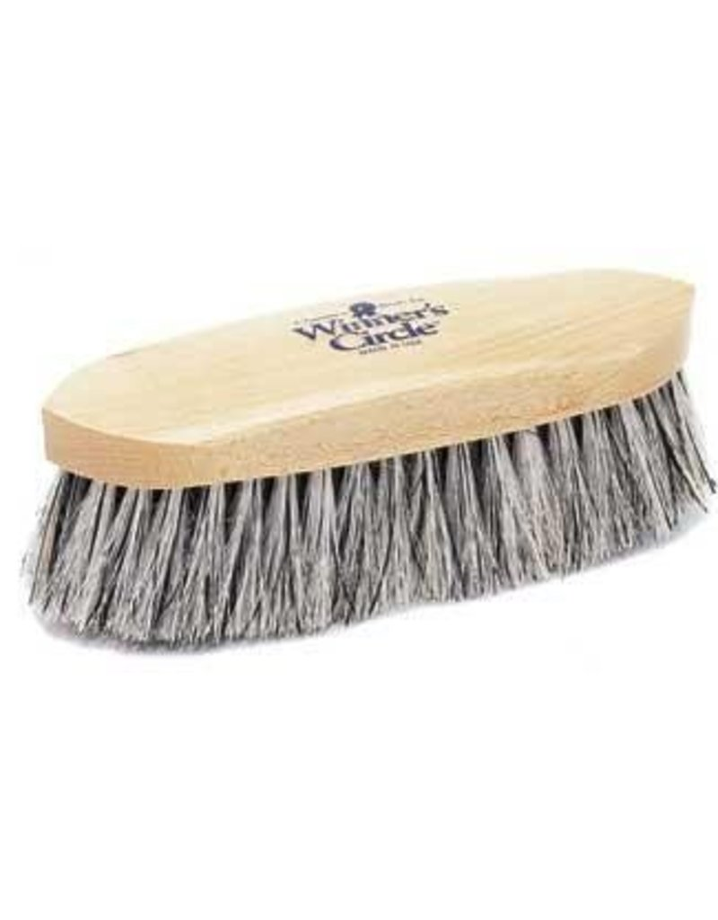 Winner's Circle Grey English Stiff Brush