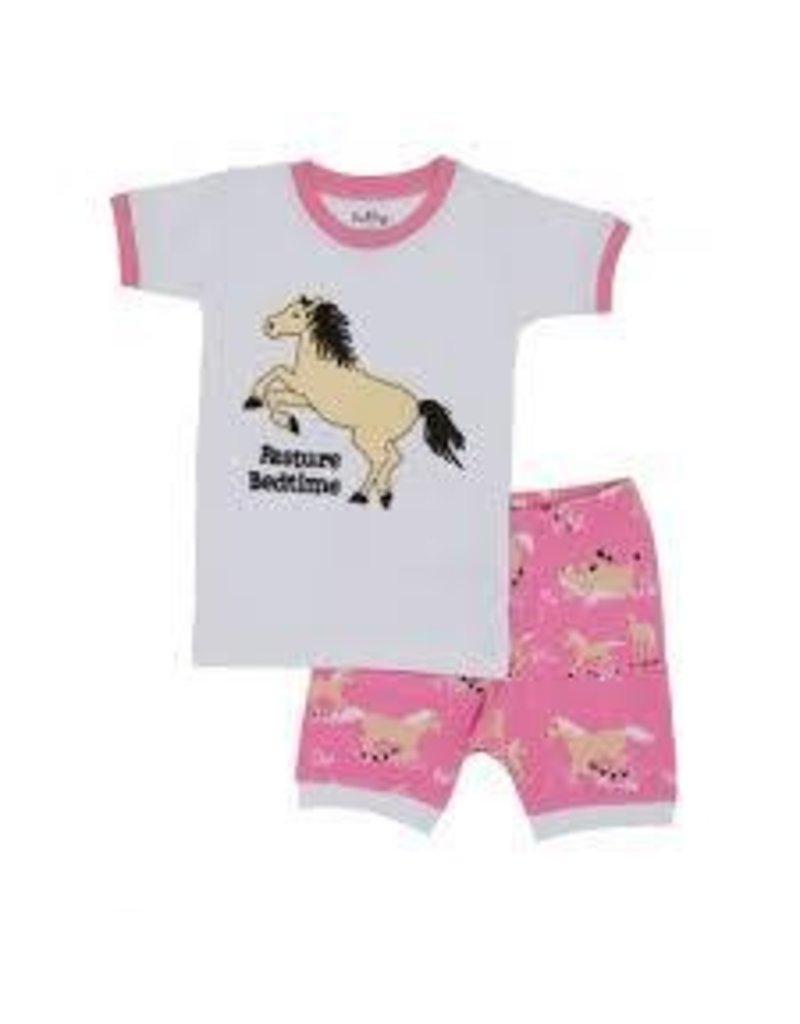 Hatley Hatley 'Pasture Bedtime' PJ Short Set