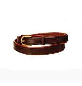 "Tory Tory Leather 1"" Padded Belt"