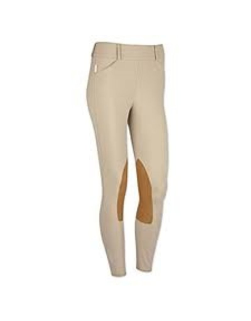 Tailored Sportsman Tailored Sportsman Girls LR SZ Breech Tan