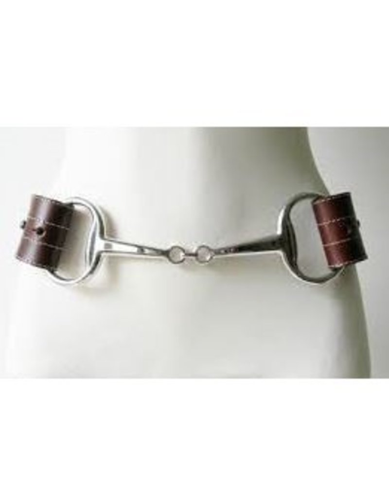 Lilo Big Bit Toggle Leather Belt