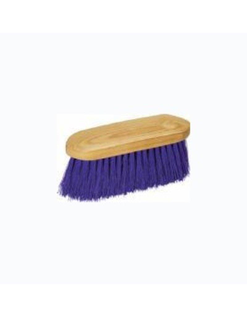 Flicker Brush 6 1/4 Inch Purple